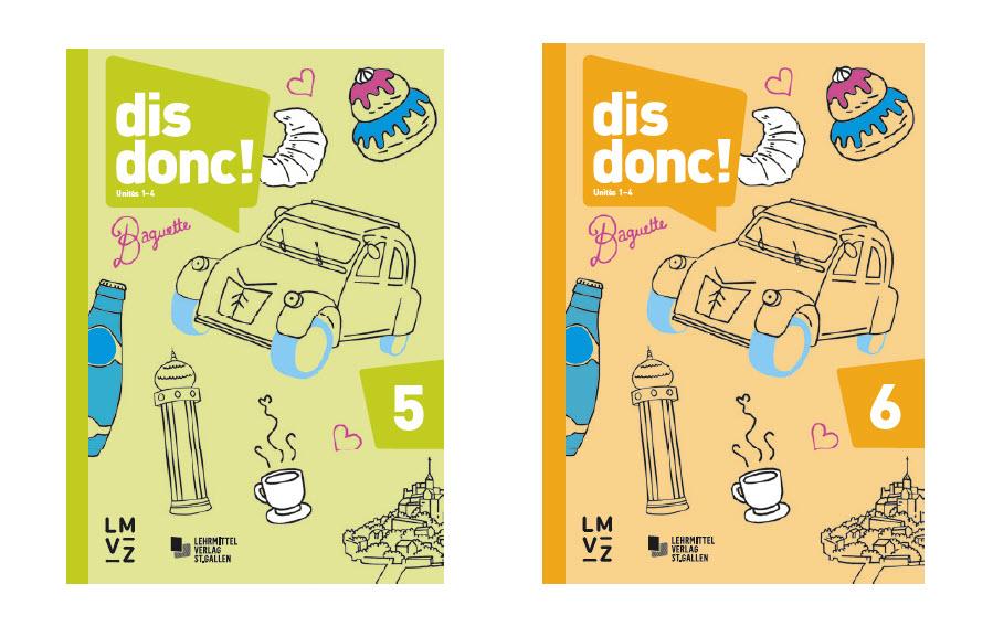"""Französischkurse mit """"Dis donc"""""""