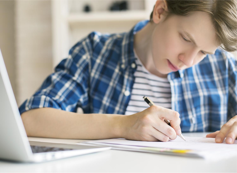 Vorbereitung auf die Aufnahmeprüfung Gymi