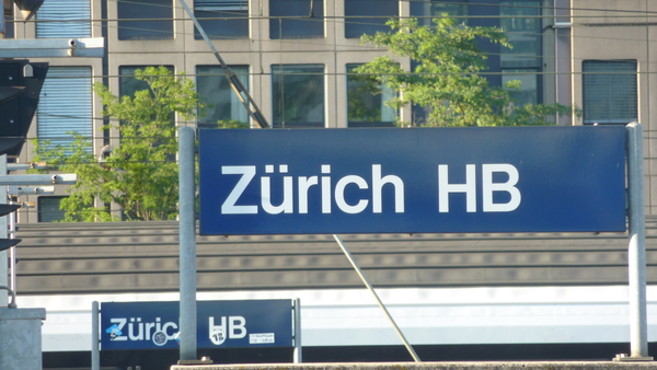 Anfahrt Zürich PH Zürich