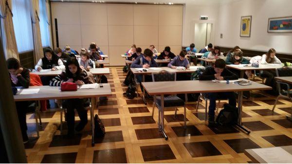 Simulationsprüfung Langzeitgymnasium