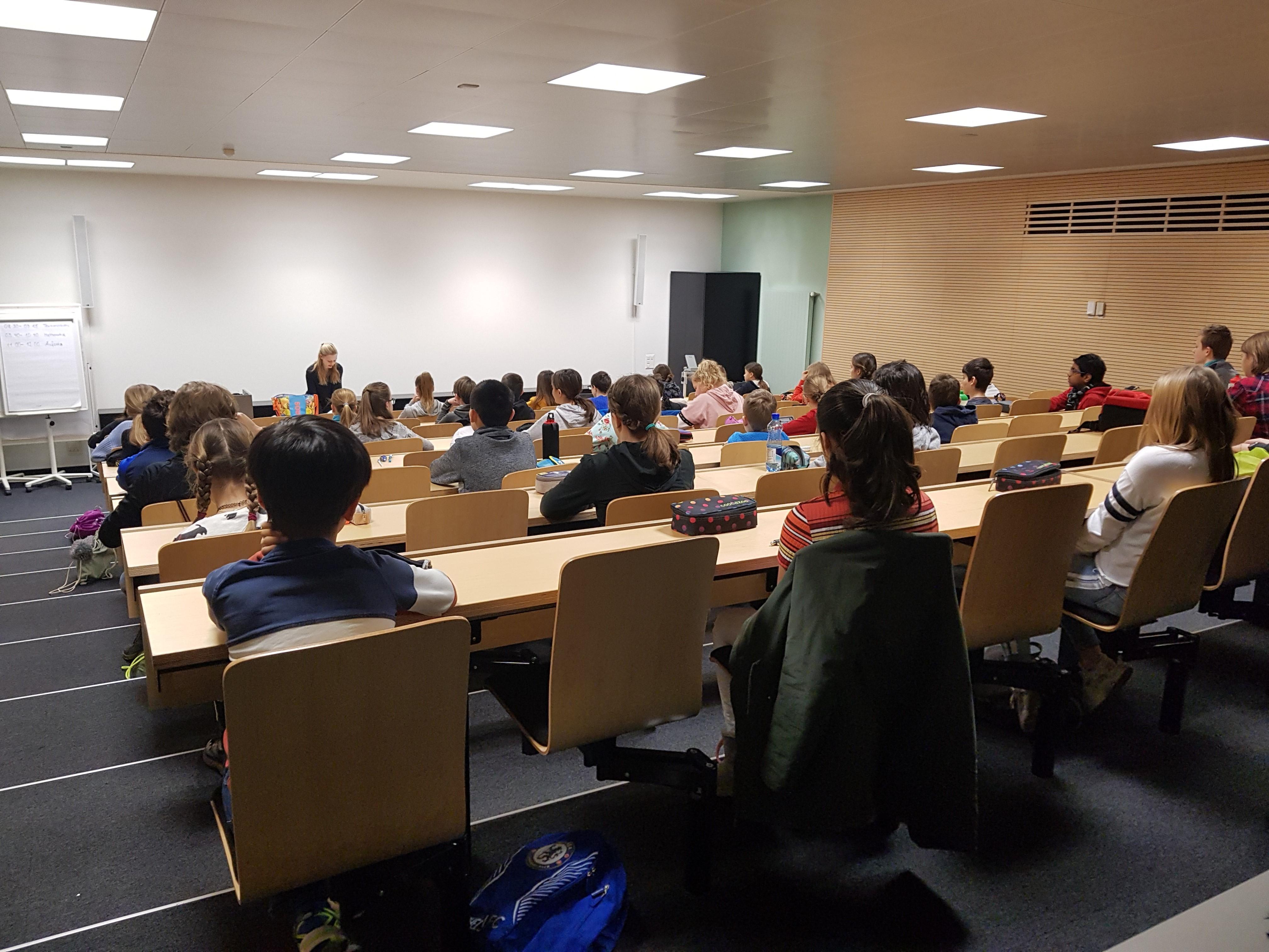 Simulationsprüfung Langzeitgymnasium im Lern-Forum