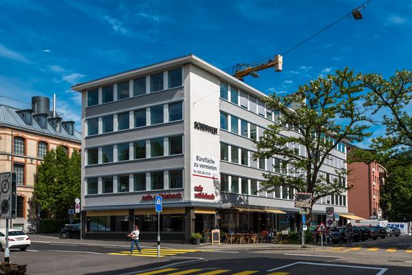 Gebäude Zürich Stadelhofen