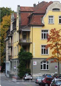 Tastaturschreibkurse in Baden Gebäude