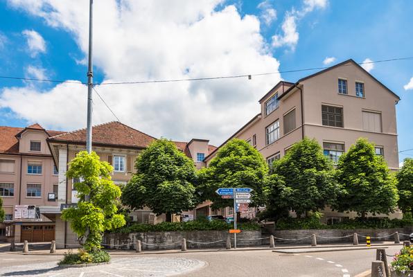 Gebäude Kursort Wohlen